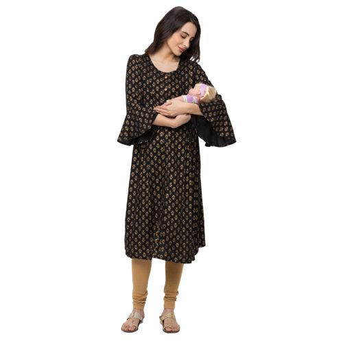 Momtobe Maternity Kurti