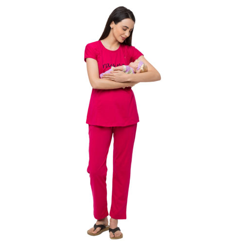 Momtobe Maternity Night Wear